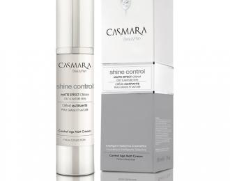 Shine control (shinestop) – Moisturizing Matte Effect Cream