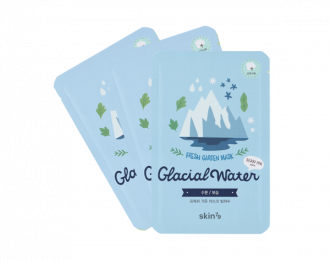 Pack 3 Mascarillas Hidratante Fresh Garden – Glacial Water