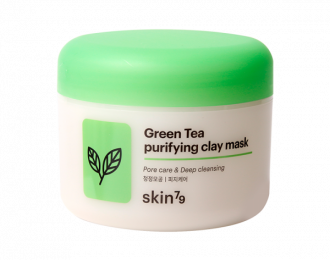 Green Tea Purifying Clay Mask