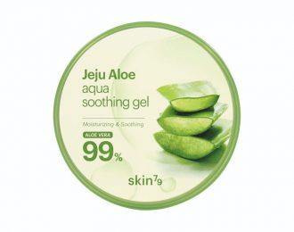 Jeju Aloe Aqua Soothing Gel