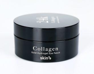 Gold Hydrogel Eye Patch – Collagen