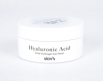Gold Hydrogel Eye Patch – Hyaluronic Acid