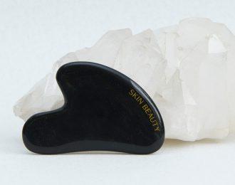 Obsidiana Gua-Sha